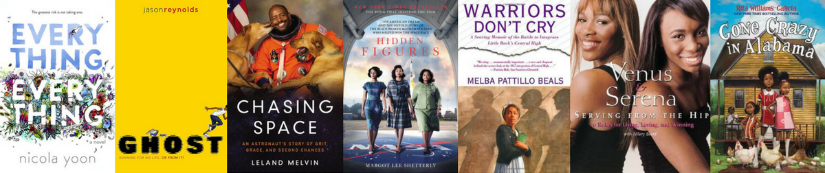 Book Recommendations For The African American Read In Ncte