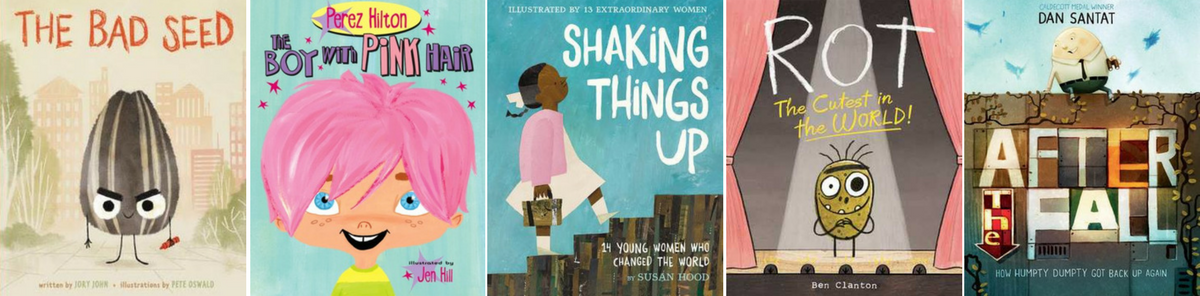 2018 Book Recommendations Children S Books Ncte