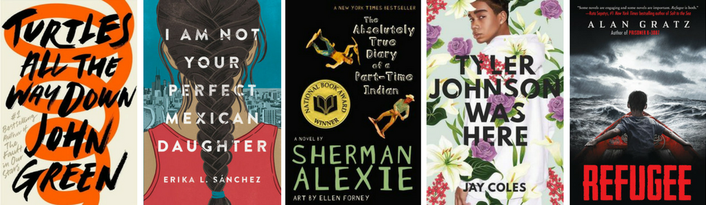 2018 Book Recommendations Ya And Adult Fiction Ncte