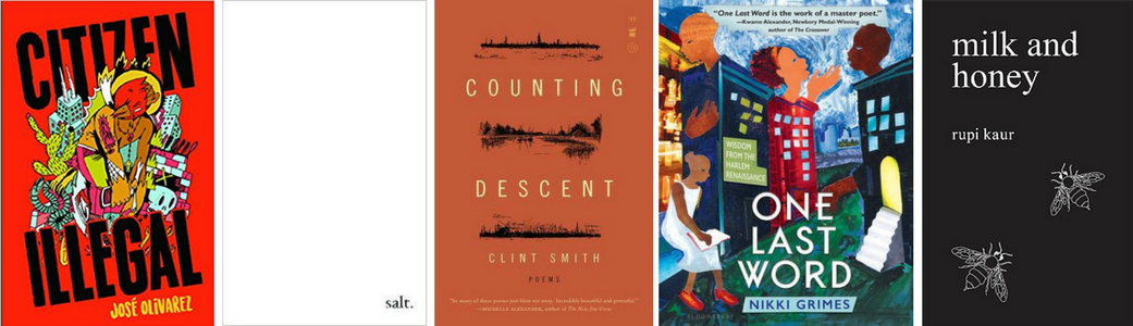 2018 Book Recommendations Poetry Ncte