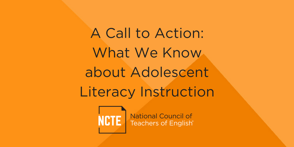 A Call To Action What We Know About Adolescent Literacy Instruction
