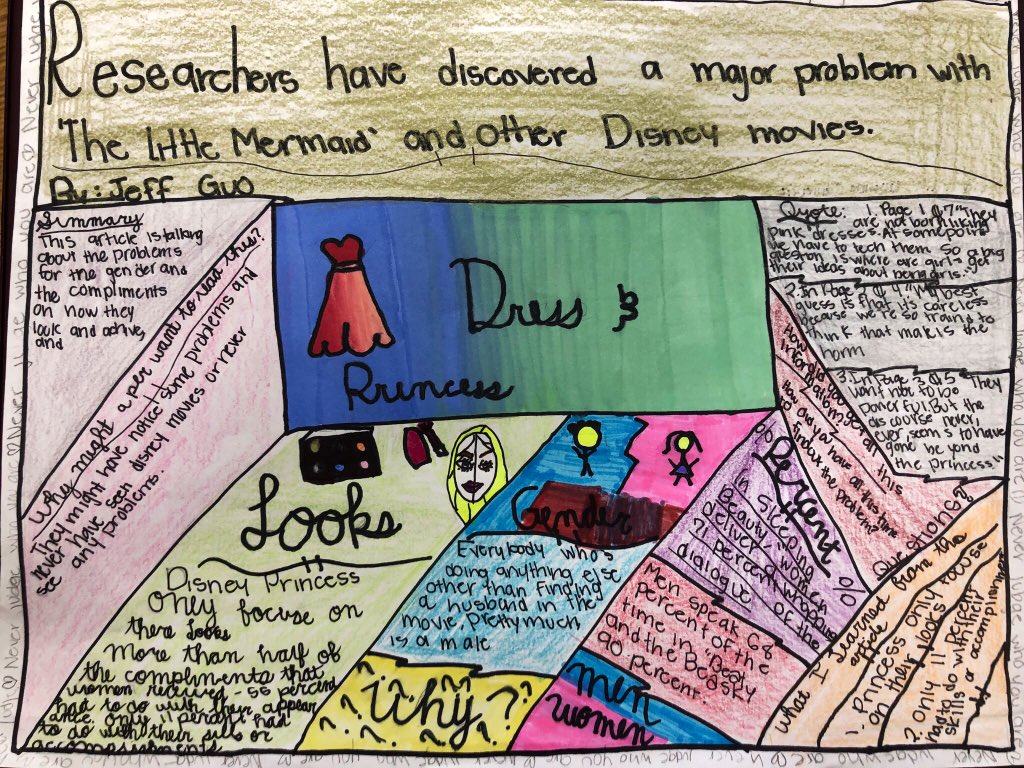 The Magic Of One Pagers Ncte