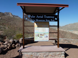 Photo 3 of Trail at Wyler Aerial Tramway State Park Credit Texas Parks and Wildlife Department @2015