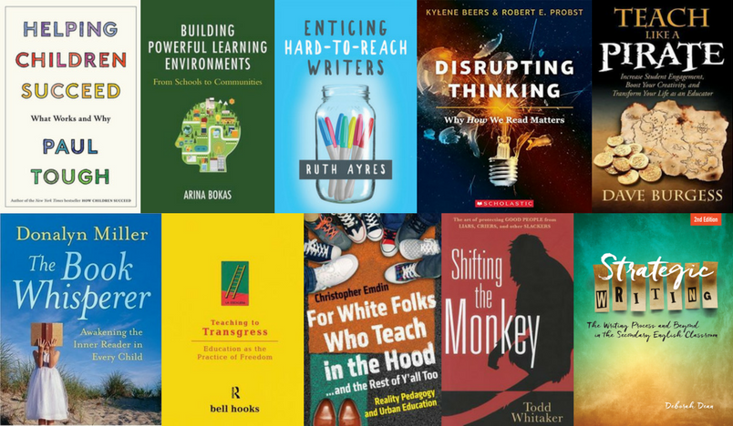 2018 Reading Recommendations Professional Development Ncte