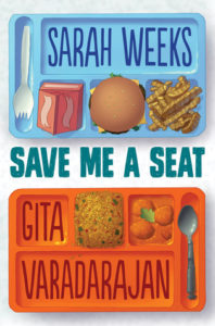 Cover of Save Me a Seat by Sarah Weeks & Gita Varadarajan