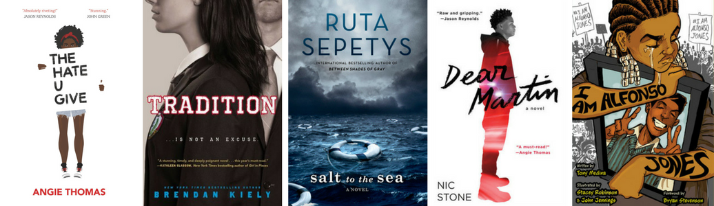2018 Book Recommendations: YA and Adult Fiction - NCTE