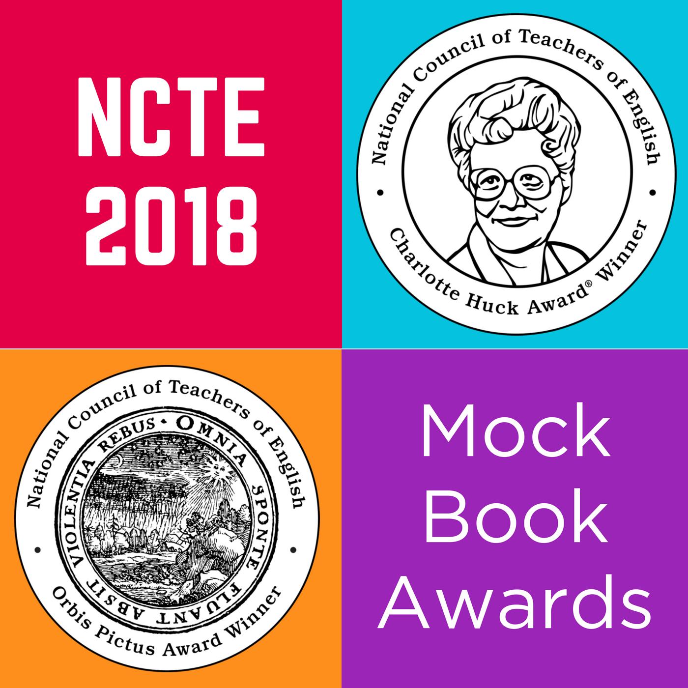 NCTE Mock Book Awards - NCTE