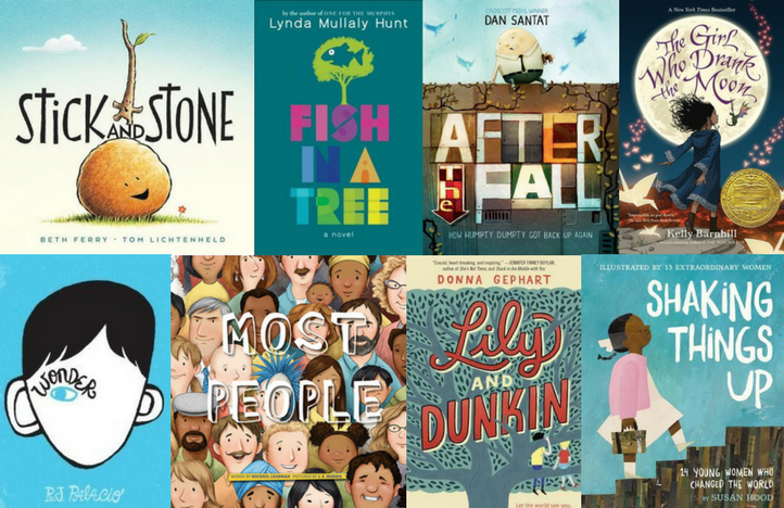2018 Book Recommendations: Children's Books - NCTE