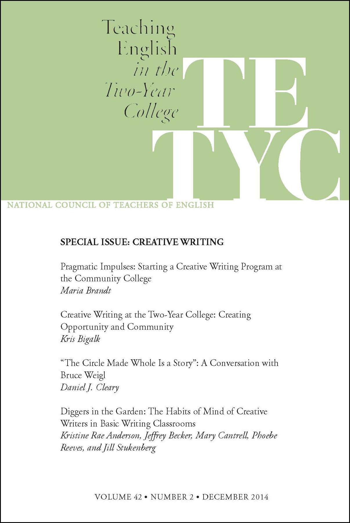 activities to teach creative writing