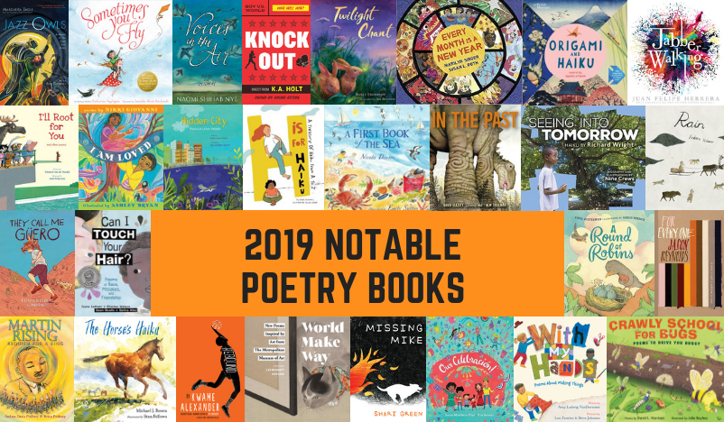 2019 Notable Poetry Books Ncte