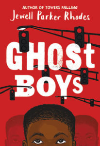 Cover of Ghost Boys by Jewell Parker Rhodes