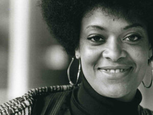 Headshot of Toni Cade Bambara (1939–1995)